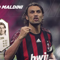 FIFA 19 Ultimate Team. Review de Paolo Maldini (94)