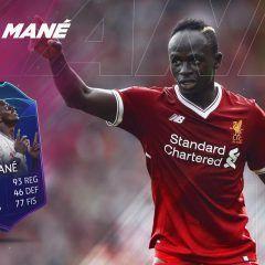 FIFA 19 Ultimate Team. Review de Sadio Mané TOTKS