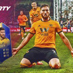 FIFA 19 Ultimate Team. Review de Doherty TOTS