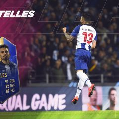 FIFA 19 Ultimate Team. Review de Alex Telles TOTS
