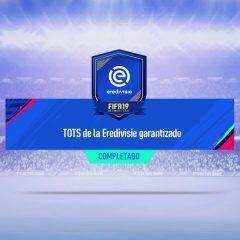 FUT 19. Squad Builder Challenges: TOTS de la Eredivisie garantizado