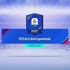 FUT 19. Squad Builder Challenges: TOTS de la Serie A garantizado