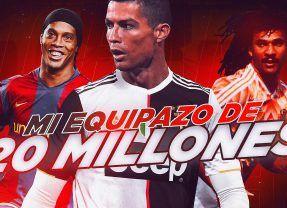 Mi equipo de 20 millones en FIFA 19 Ultimate Team