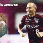 FIFA 19 Ultimate Team. Review de Andrés Iniesta Flashback