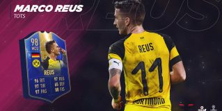 FIFA 19 Ultimate Team. Review de Marco Reus TOTY