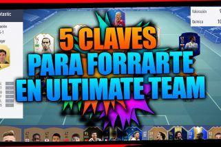 5 claves para forrarse en FIFA Ultimate Team