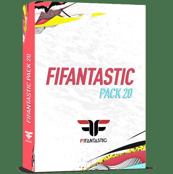 FIFAntastic Pack 20 - Producto