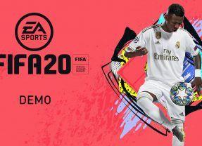 Ya está disponible la demo de FIFA 20