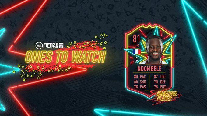 Ndombele Ones to Watch