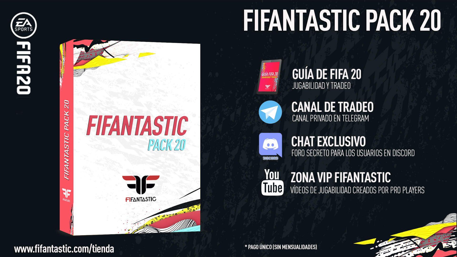 FIFAntastic Pack 20