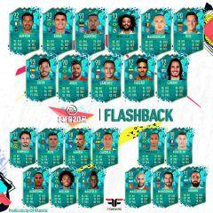 Predicción los futbolistas Flashback de FIFA 20