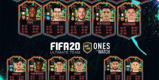 Predicción de los Ones to Watch de FIFA 20