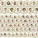 Éstos son todos los Iconos de FIFA 20