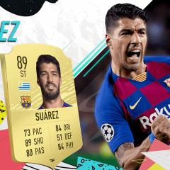 FIFA 20 Ultimate Team. Review de Luis Suárez