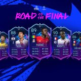 FIFA 20. Primer equipo Road to the Final