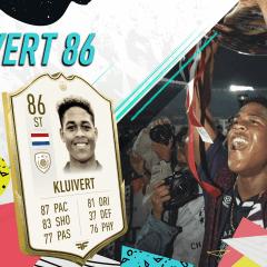 FIFA 20 Ultimate Team. Review de Patrick Kluivert (86)