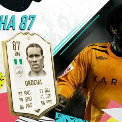 FIFA 20 Ultimate Team. Review de Jay-Jay Okocha (87)
