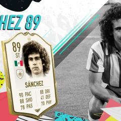 FIFA 20 Ultimate Team. Review de Hugo Sánchez (89)
