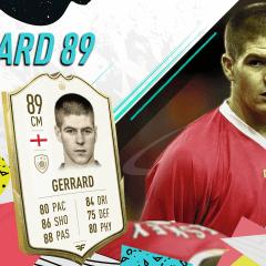FIFA 20 Ultimate Team. Review de Steven Gerrard (89)