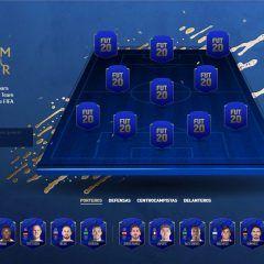Ya podéis votar el TOTY de FIFA 20