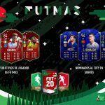 Contenido del evento de FUTmas de FIFA 20