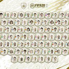 Ya están en Packs los Iconos Prime de FIFA 20