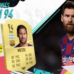 FIFA 20 Ultimate Team. Review de Lionel Messi