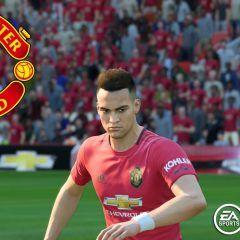 FIFA 20. Equipos para el Modo Carrera: Manchester United
