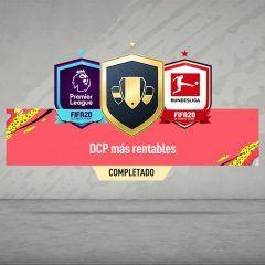 Los DCP más rentables de FIFA 20 Ultimate Team
