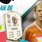FIFA 20 Ultimate Team. Review de Ronald Koeman (88)