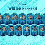 FIFA 20. Llega el Winter Refresh