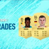 Upgrades de FIFA 20 Ultimate Team