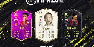 Híbrido japonés para FIFA 20 Ultimate Team