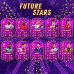 FIFA 20. Primer equipo de los Future Stars