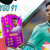 FIFA 20 Ultimate Team. Review de Rodrygo Future Stars