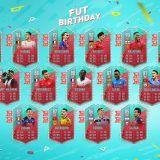 Ya ha comenzado FUT Birthday en FIFA 20