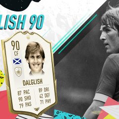 FIFA 20 Ultimate Team. Review de Kenny Dalglish (90)