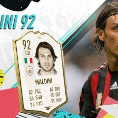 FIFA 20 Ultimate Team. Review de Paolo Maldini (92)