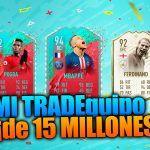Mi equipo de 15 millones en FIFA 20