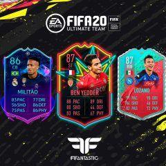 Las cartas especiales más utilizadas de FIFA 20