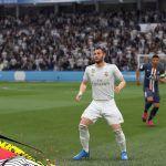 FIFA 20. Cómo definir de cara a portería #1