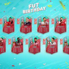 Ya está disponible el segundo equipo de FUT Birthday