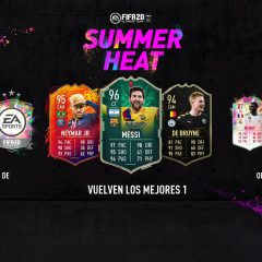 Ya está disponible el Summer Heat en FIFA 20