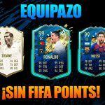 Mi equipo de 25 millones sin FIFA Points