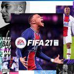 Mbappé será el jugador de portada de FIFA 21