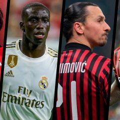 FIFA 20. Híbrido con cuatro jugadores Summer Heat