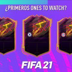 ¿Primeros Ones to Watch de FIFA 21?