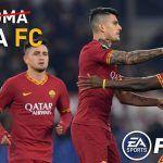AS Roma no tendrá licencia oficial en FIFA 21