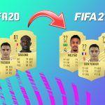 Predicción de medias de FIFA 21: Los más chetados