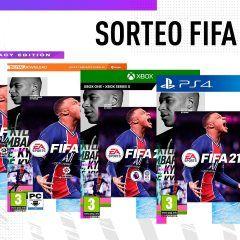 Sorteo de FIFA 21 para cualquier plataforma